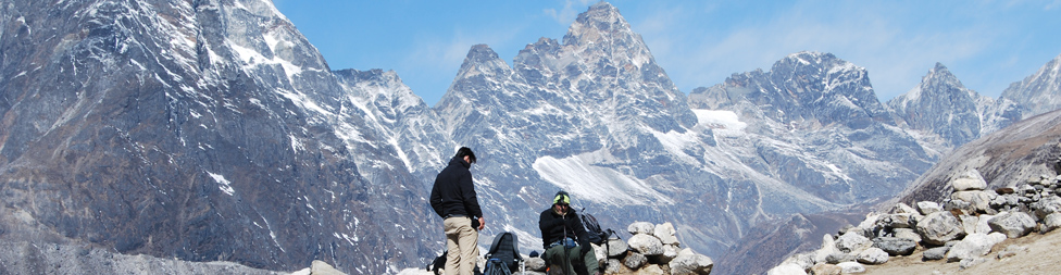 Everest Base Camp (via Thame) Trek