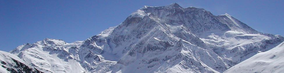 Manaslu and Tsum Valley with Larkya La (Pass)