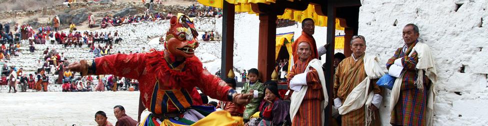 Bhutan Religious Tour