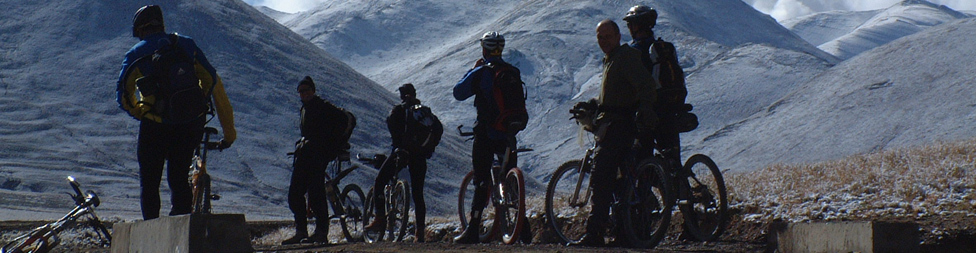 Lhasa-Everest Basecamp