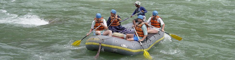 Bheri River Rafting