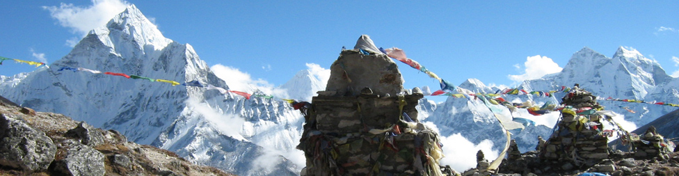 Everest Base Camp with Kala Patthar