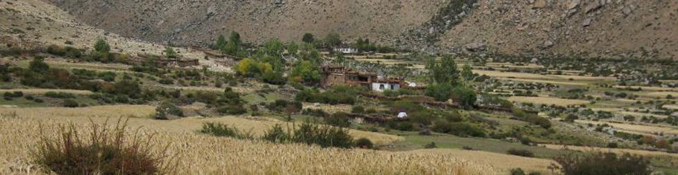 Kharta Valley Tour and Trek