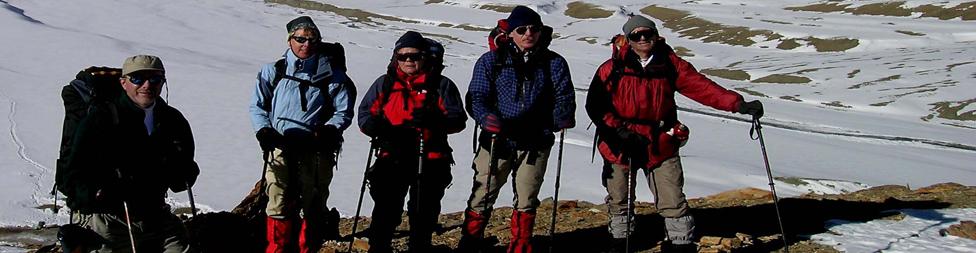 Everest Nagpa La Trek