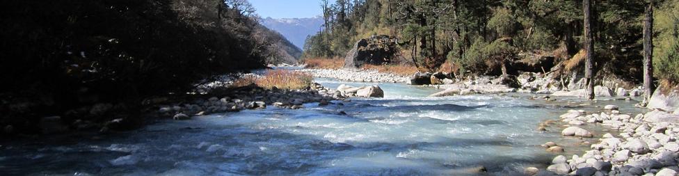 Rolwaling trek via Tashi Labsta to Lukla