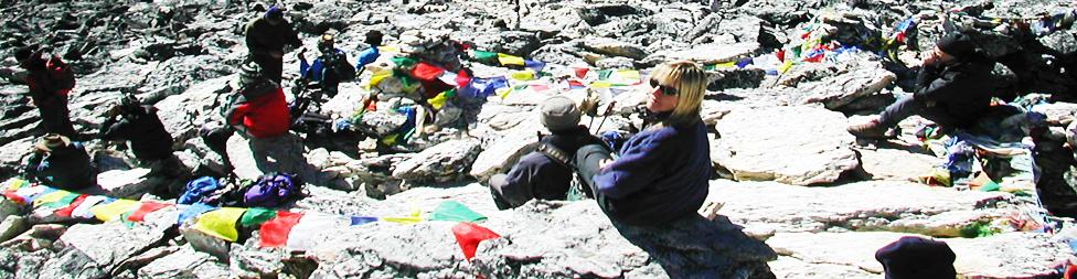Saribung Trek and Expedition