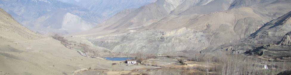 Jomsom - Muktinath (Trek in fly out) (13 days)