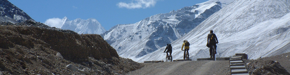 Kashgar via Mt. Kailash Biking & Hiking Tour