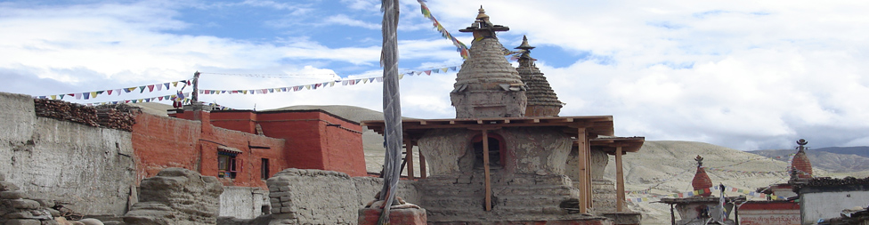 Manaslu, Tilicho Pass & Upper Mustang