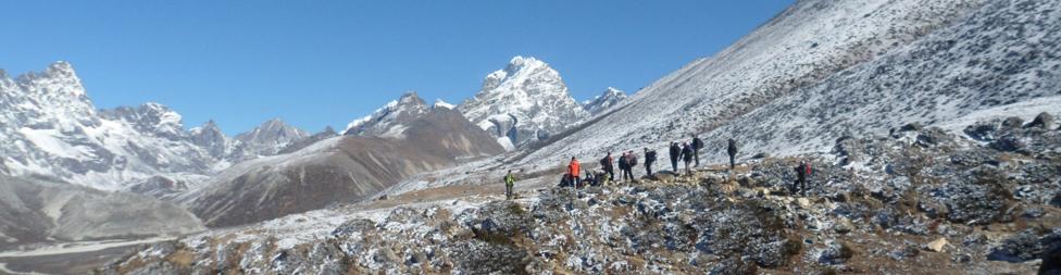 Makalu Base Camp with Barun Valley